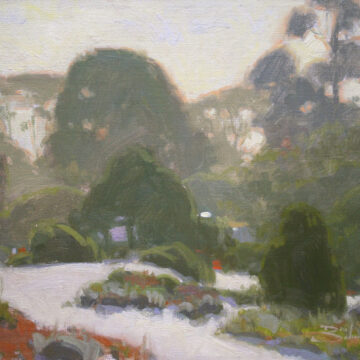 2012 Carmel Plein Air Show Award