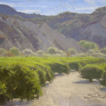California Art Club Award at the Santa Paula Art Museum