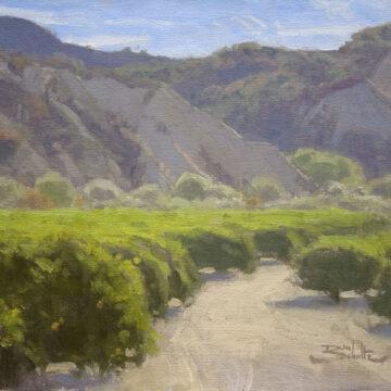 California Art Club Award at the Santa Paula Art Museum