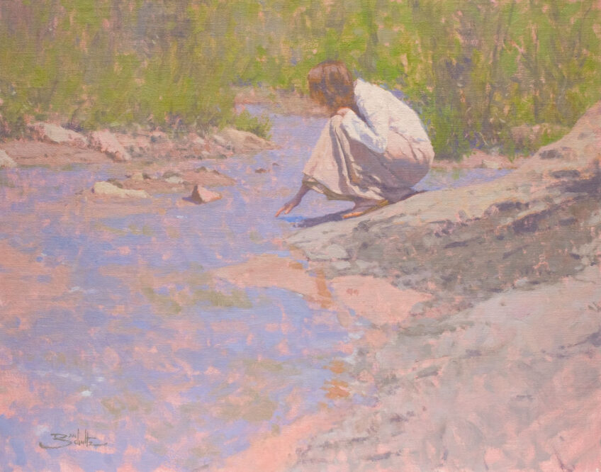 Award from 25th Annual Oil Painters of America National Show