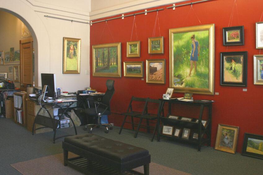 Grand Opening of Dan Schultz Fine Art Gallery & Studio