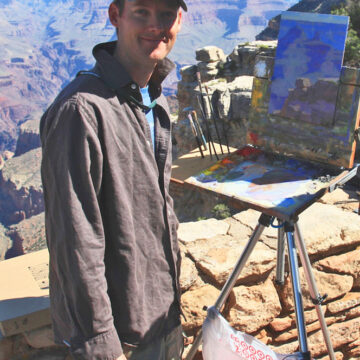 Grand Canyon Plein Air 2012
