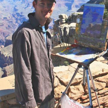 Grand Canyon Plein Air 2012