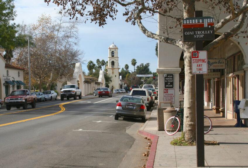 Moving to Ojai, California