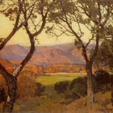 Edgar Payne and the Ojai Valley