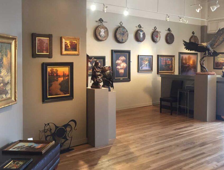 Ten Steps toward Gallery Representation