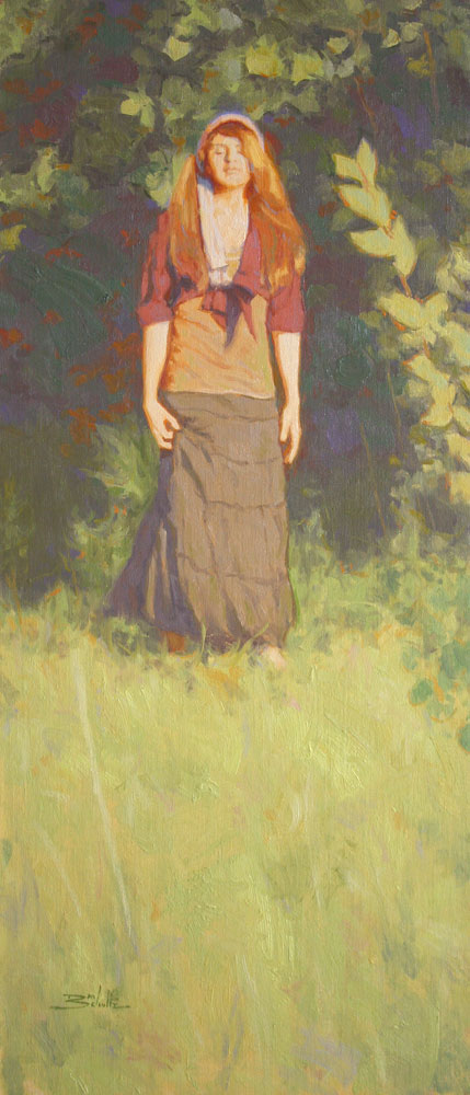 Award from the American Impressionist Society 9th Annual National Show