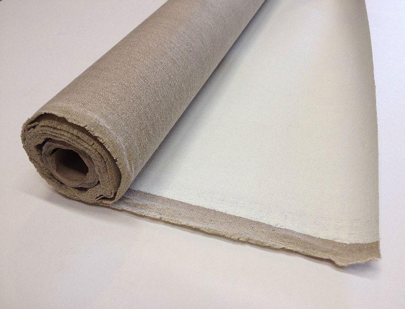 Linen Snobbery (Linen Canvas vs  Cotton Canvas) - DanSchultzFineArt