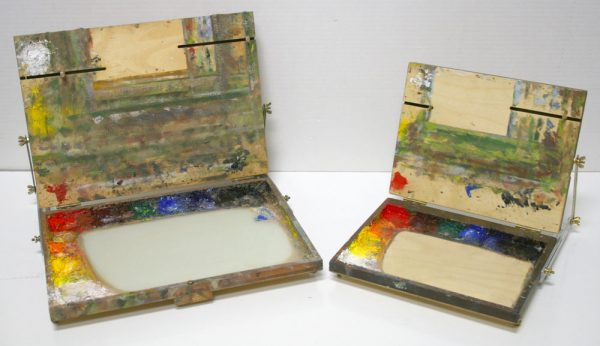 Open Box M 11x14 and 8x10 Palette/Panel Holders
