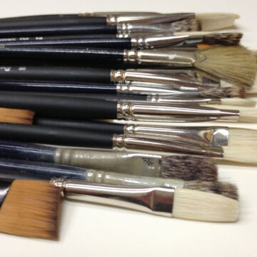 Do You Really Need All Those Paint Brushes?
