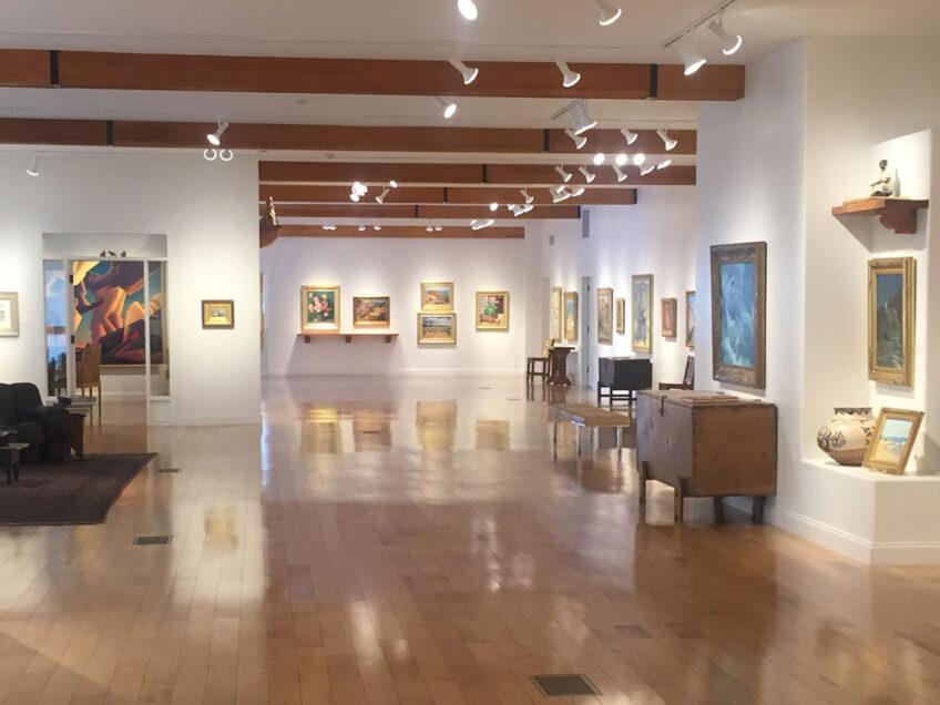 Art Gallery Contract
