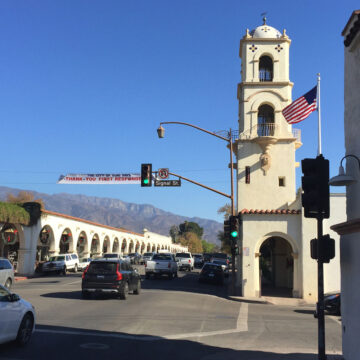 Ojai is Safe After the Thomas Fire