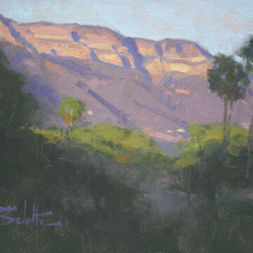 Painting in Late-Day Light
