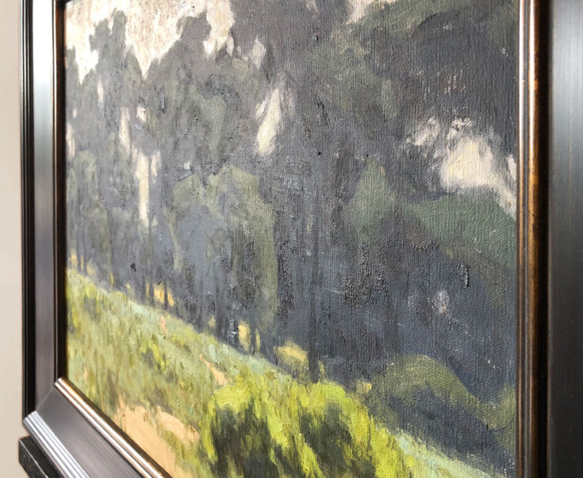 Three Reasons to Varnish Oil Paintings