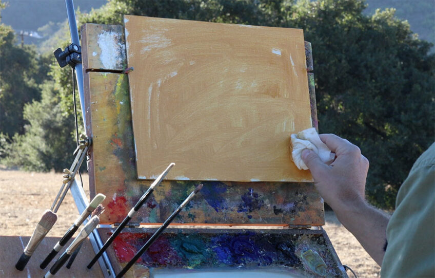 Painting and Problem Solving